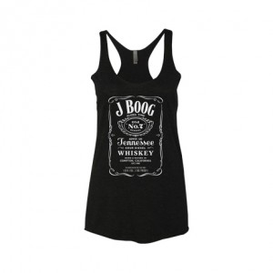 Whiskey Tank front